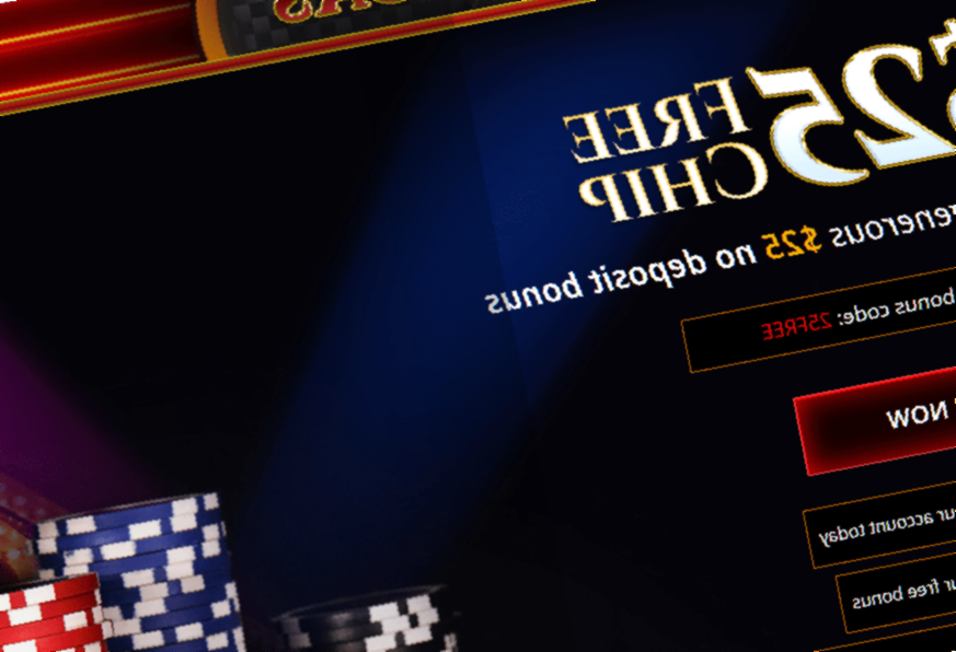 Online Casino Bonus No Deposit Required