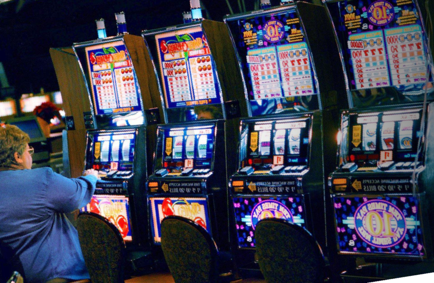 Online Casinos Slots Gaming Sites